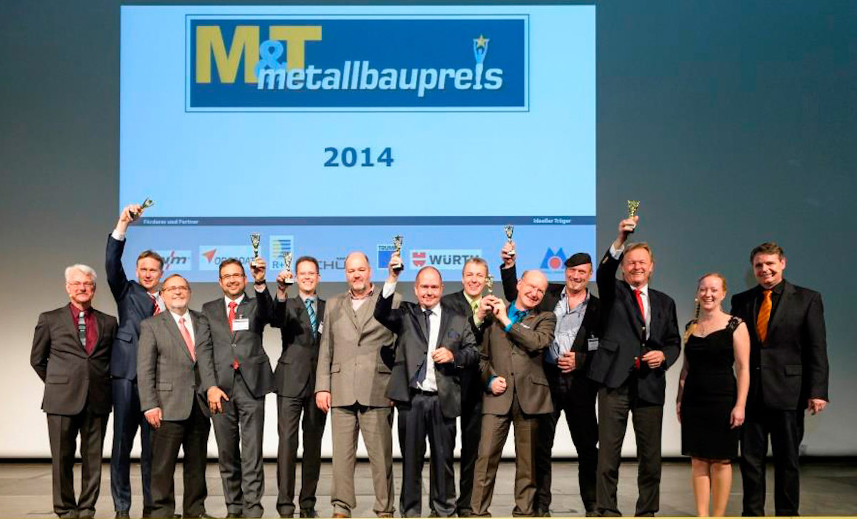 M&T Metallbaupreis-2014